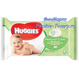 влажные салфетки Huggies